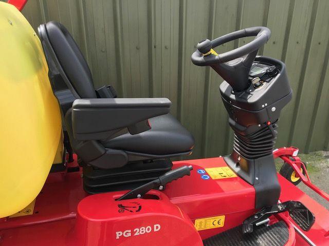 New Gianni Ferrari PG280